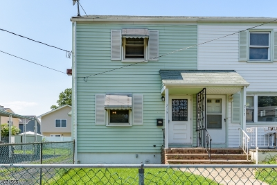 LINDEN Single Family Home For Sale: 715 Union St