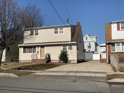 LINDEN Single Family Home For Sale: 19 E 20th St
