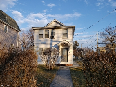Nutley Twp. Multi Family Home For Sale: 16 E Passaic Ave