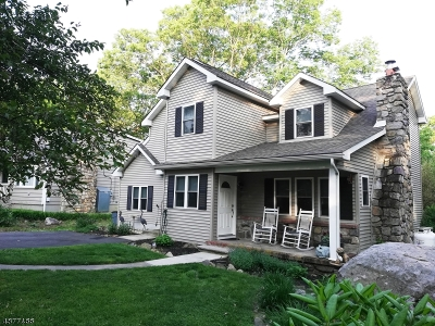 Denville Twp. Single Family Home For Sale: 33 Hillview Ter