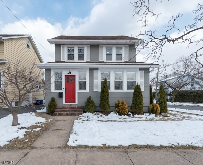 Maplewood Twp. Single Family Home For Sale: 46 Princeton St