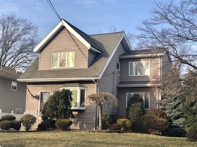 Union Twp. Single Family Home For Sale: 51 Elmwood Ave