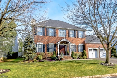 Scotch Plains Twp. Single Family Home For Sale: 6 Traveller Way