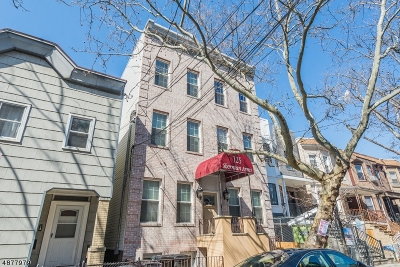 Jersey City Condo/Townhouse For Sale: 125 Sherman Ave #3R