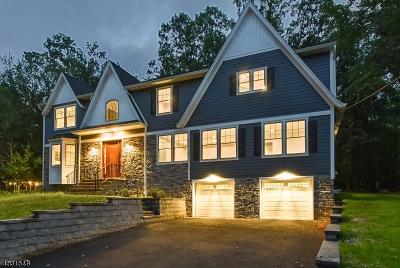 Livingston Twp. Single Family Home For Sale: 15 Locust Pl