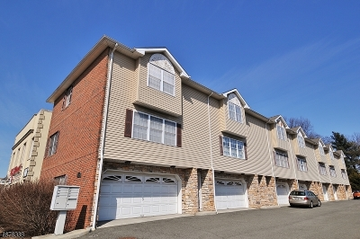 LINDEN Condo/Townhouse For Sale: 516 N Wood Ave, Apt 2 #2