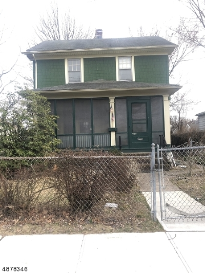 Roselle Park Boro Single Family Home Active Under Contract: 30 W Colfax Ave