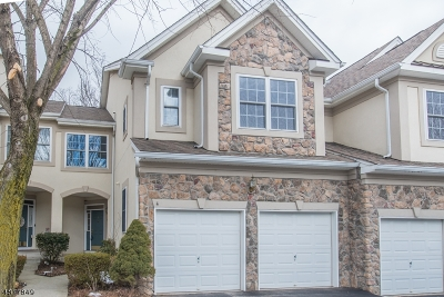 Denville Twp. Condo/Townhouse For Sale: 4 Glades Dr