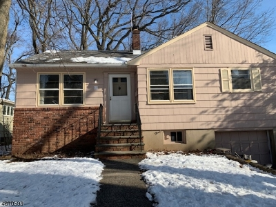 Montclair Twp. Single Family Home For Sale: 24 Stephen St