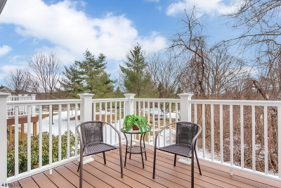Randolph Twp. Condo/Townhouse For Sale: 9 Sycamore Ln