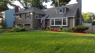 Montclair Twp. Single Family Home For Sale: 10 Macopin Ave