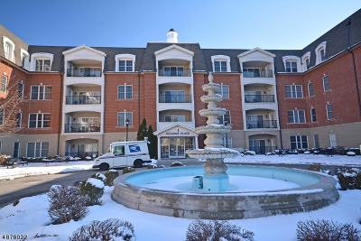 Woodbridge Twp. Condo/Townhouse For Sale: 210 Regency Pl Unit 210 #210