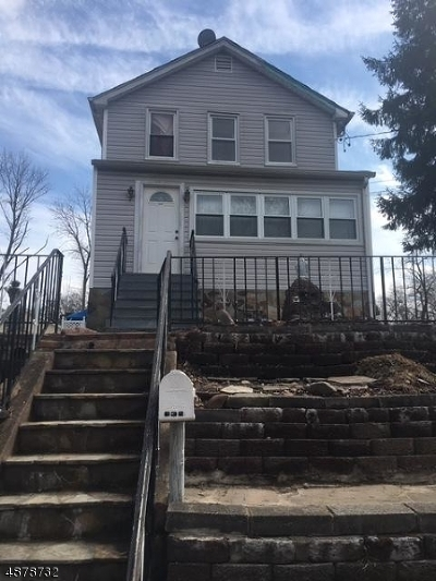 Union Twp. Multi Family Home For Sale: 832 Valley St