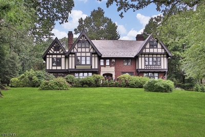 Montclair Twp. Single Family Home For Sale: 240 S Mountain Ave