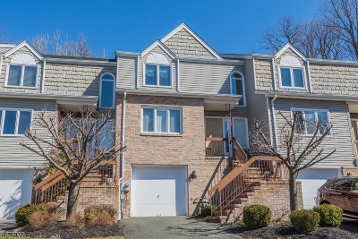 Parsippany-Troy Hills Twp. Condo/Townhouse For Sale: 42 Averell Dr
