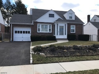 Union Twp. Single Family Home For Sale: 981 Braun Ter