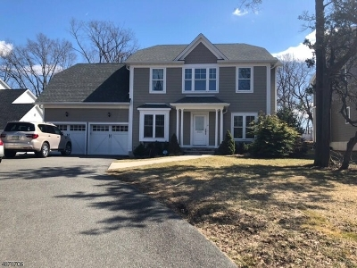 Montclair Twp. Single Family Home For Sale: 6 Madison Ave