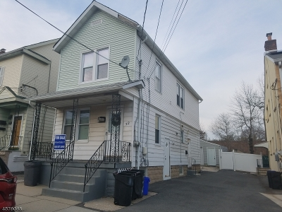 Nutley Twp. Multi Family Home For Sale: 52 King St