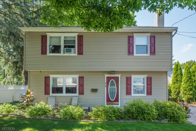 Boonton Town Single Family Home For Sale: 416 Liberty St