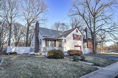 Union Twp. Single Family Home For Sale: 901 Rosemont Ave