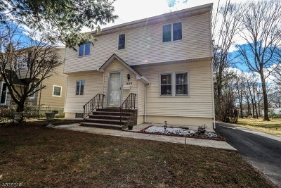 WESTFIELD Single Family Home For Sale: 1620 Summit Ave