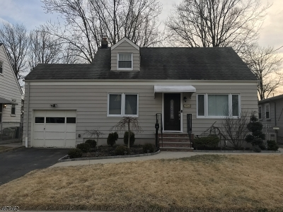 Union Twp. Single Family Home For Sale: 2568 Audrey Ter
