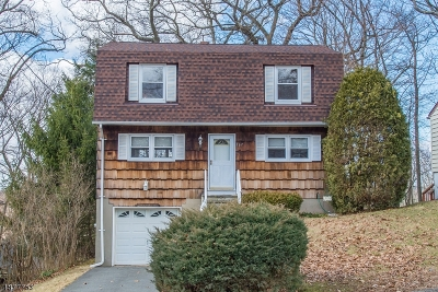 Roxbury Twp. Single Family Home Active Under Contract: 567 Dell Rd