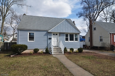 Roselle Boro Single Family Home For Sale: 721 Harrison Ave