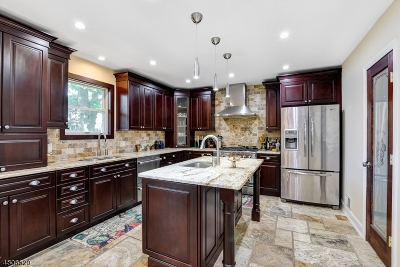 West Orange Twp. Single Family Home For Sale: 2 Hoover Ave
