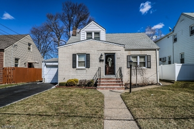Union Twp. Single Family Home For Sale: 2541 Hawthorne Ave