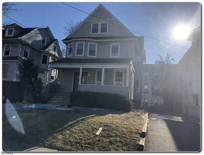 Montclair Twp. Multi Family Home For Sale: 14 Grove Ter