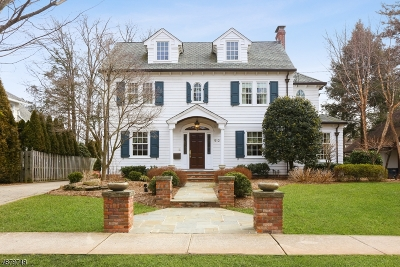Westfield Town Single Family Home For Sale: 512 Colonial Ave