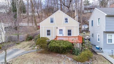 Denville Twp. Single Family Home For Sale: 16 Claude Ave