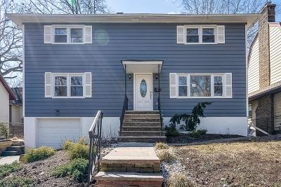 South Orange Village Twp. Single Family Home For Sale: 626 Varsity Rd