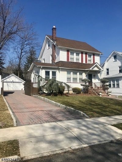 Union Twp. Single Family Home For Sale: 1048 Lorraine Ave