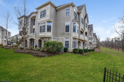 Livingston Twp. Condo/Townhouse For Sale: 420 Kensington Ln