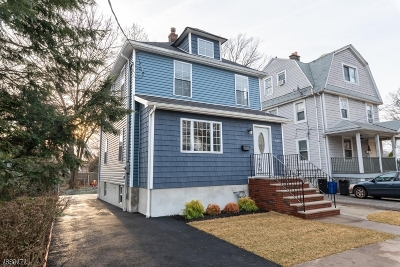 Roselle Park Boro Single Family Home For Sale: 124 Williams St