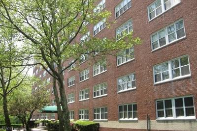 Glen Ridge Boro Twp. Condo/Townhouse For Sale: 926 Bloomfield Ave #5G