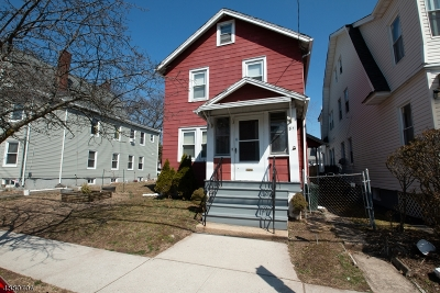 West Orange Twp. Single Family Home For Sale: 81 Mitchell St