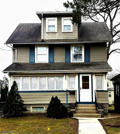 Maplewood Twp. Single Family Home For Sale: 185 Franklin Ave