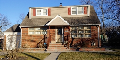 Union Twp. Single Family Home For Sale: 1989 Patton Rd