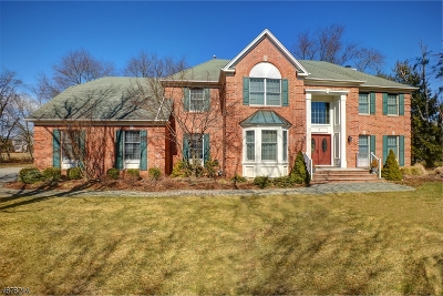 Denville Twp. Single Family Home For Sale: 8 Harvest Way