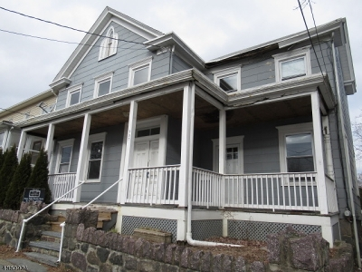Boonton Town Single Family Home For Sale: 707 Birch St