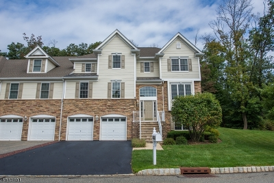 West Orange Twp. Condo/Townhouse For Sale: 18 Whitbay Dr