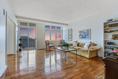 Maplewood Twp. Condo/Townhouse For Sale: 616 S Orange Ave, 8j #J