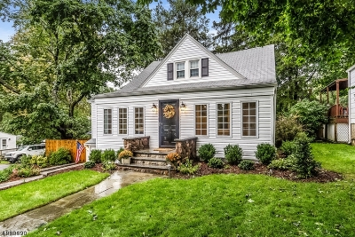 Chatham Twp. Single Family Home For Sale: 12 Cedar Ln