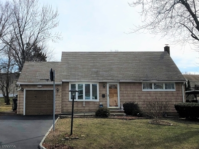Woodbridge Twp. Single Family Home For Sale: 34 Pine Tree Dr