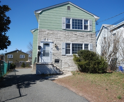 Bloomfield Twp. Multi Family Home For Sale: 110 E Passaic Ave