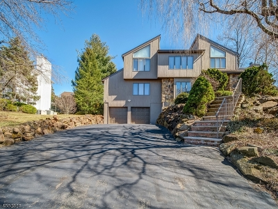 Berkeley Heights Twp. Single Family Home For Sale: 95 Highland Cir