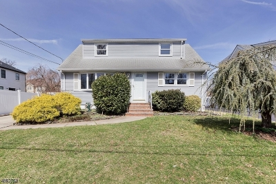 Kenilworth Boro Single Family Home For Sale: 712 Summit Ave
